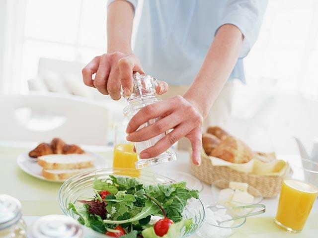Cocina sana para prevención enfermedades